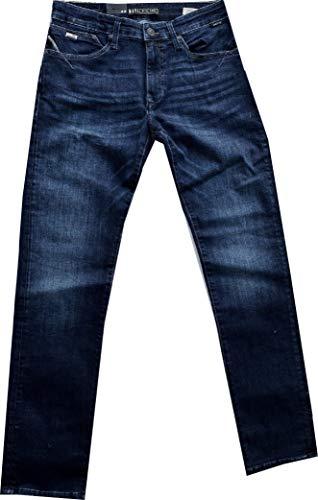 Mavi Herren Marcus Jeans, Dark Brushed Ultra Move, 34/38