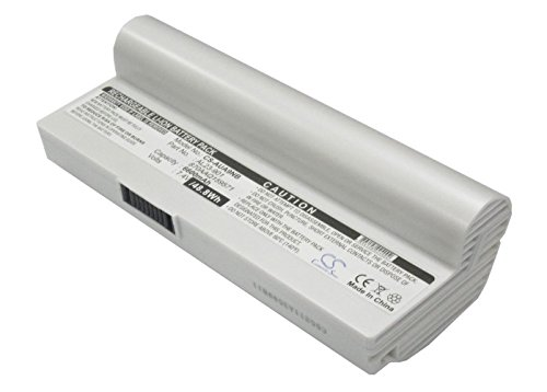 Cameron Sino Replacement Battery for Asus Eee PC 1000, Eee PC 1000H, Eee PC 1000HA, Eee PC 1000HD, Eee PC 1000HE, Eee PC 1200, Eee PC 901 (6600mAh)