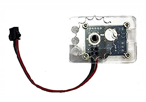Cronios 2B Real-Time-Clock Controller DS3231 Anschluss für DCF77 für LED-Nixie, NixieCroN Uhren