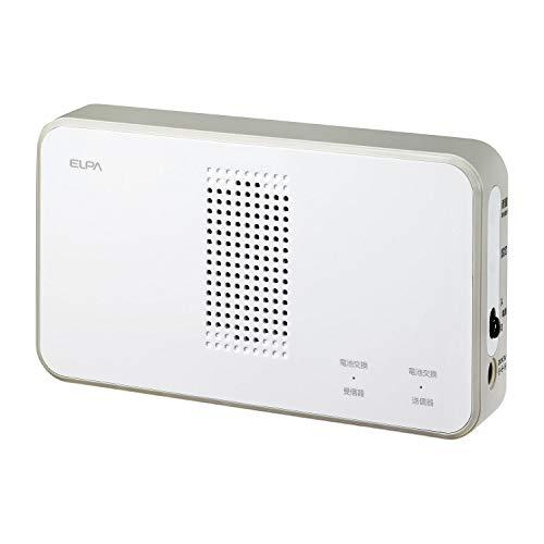 朝日電器 エルパ ELPA ワイヤレスチャイム 受信器 EW-P50 [3986]