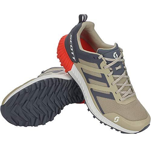 Scott M Kinabalu 2 Shoe Beige, Herren Laufschuh, Größe EU 45 - Farbe Dust Beige - Dark Grey