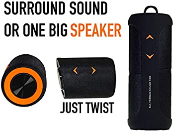 FRESHeTECH All Terrain Sound Pro Rugged Speaker