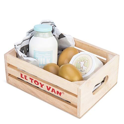 Le Toy Van Honeybee Market Eier und Milch Kiste