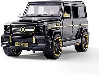 aleaci/ón de Metal Fundido Car Model Collection Decoraci/ón Adornos yqaae WCY Mercedes-Benz Clase S Carro 1//24 Diecast Modelo de Coche