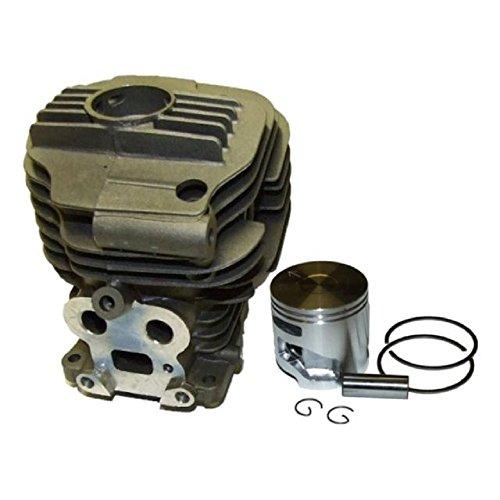 Zylinder, Kolben, Ringe, Nikasil Montage passend für Husqvarna K750 K760 Trennsäge
