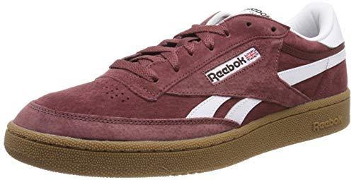 Reebok Revenge Plus Mu, Zapatillas para Hombre, Grau (Indoor-Mineral Dust/Lush Earth/White 0), EU