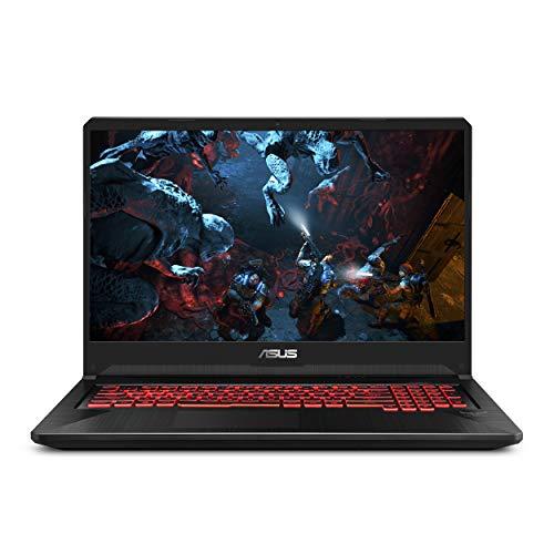 "ASUS TUF Gaming Laptop, 17.3"" Full HD IPS Type, AMD Ryzen 5 3550H CPU, AMD Radeon RX560X, 8GB DDR4, 512GB PCIe SSD, Gigabit Wi-Fi 5, Windows 10 Home - FX705DY-EH53"