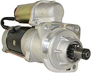 DB Electrical SDR0281 Starter for Ford F650 F750 Super Duty/Freightliner FC 80 FL 50 60 70 80 /Kenworth T300 /Sterling Acterra M5500 6500 7500 8500 Cargo SC7000 8000/10461770, 19011400, 8200010