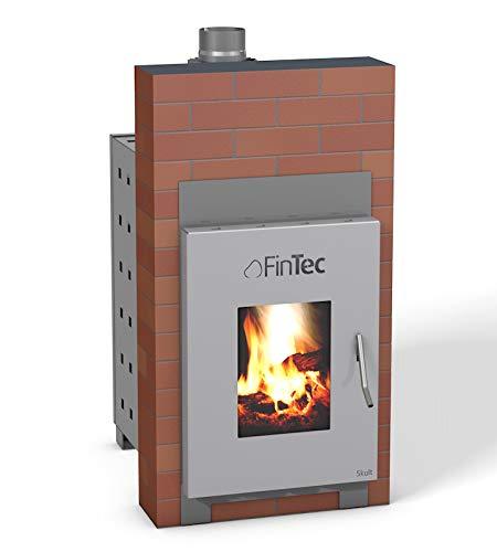 FinTec Skult MH - Estufa para sauna de madera