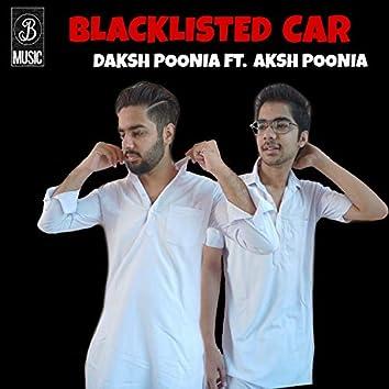 Blacklisted Car