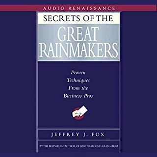 Secrets of the Great Rainmakers cover art