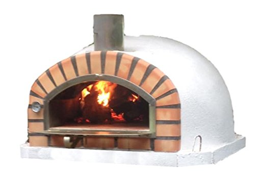 Authentic Pizza Ovens Traditional Brick Pizzaioli...