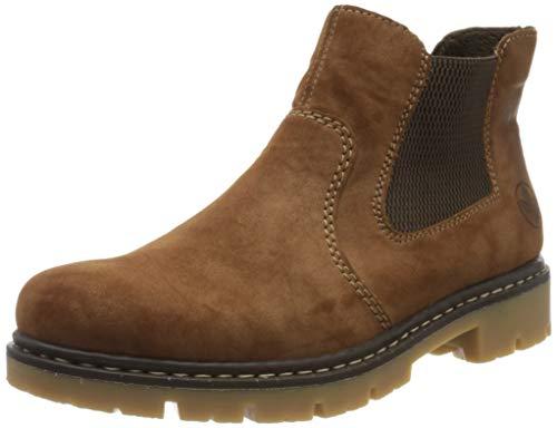 Rieker Damen 71364 Chelsea Boots, Braun (REH/Brown / 25 25), 39 EU