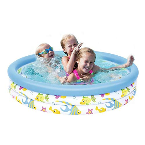 Indoor Outdoor Baby Zwembad, Portable Kinderen Opblaasbare Badkuip, Summer Water Pool Toys Ocean Ball Pool Swimming Hall