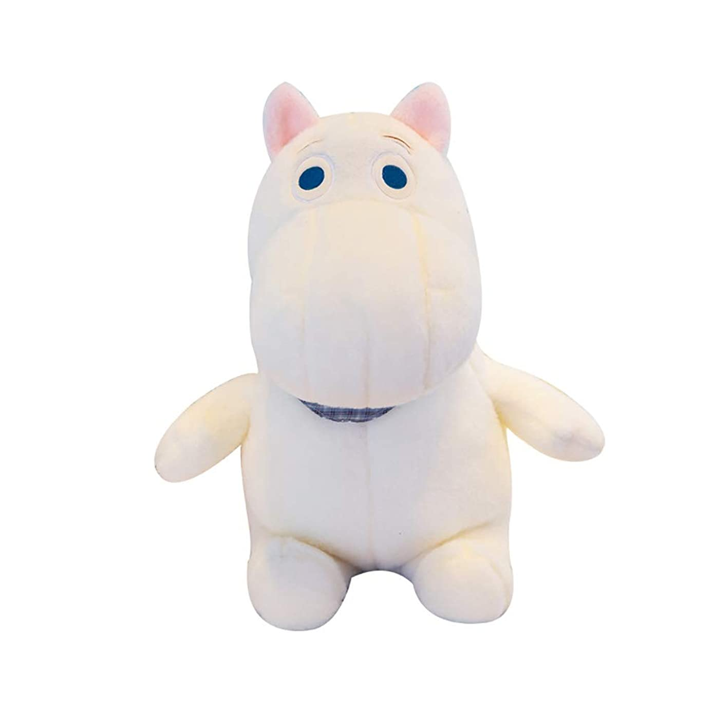 SOOKi Hippo Plush Toy Pillow, 50cm/20in Cute Hippo Stuffed Animals Doll Toy Gifts for Valentine's Gift, Sofa Chair