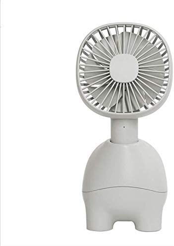 Summer USB Small Sale special price Fanshaking Max 54% OFF Portable Handheld Rechargeable Head
