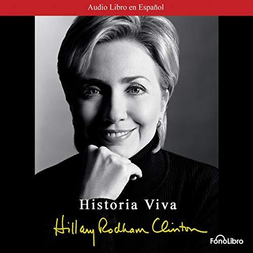Diseño de la portada del título Historia Viva