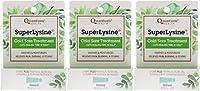海外直送品Quantum Research Super Lysine+, Cream 7 Gm (Pack of 3)