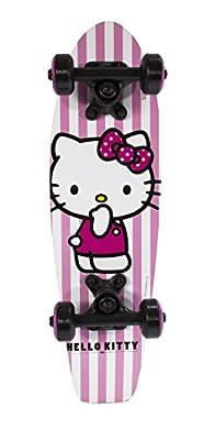 "PlayWheels Disney Fairies 21"" Wood Cruiser Skateboard"