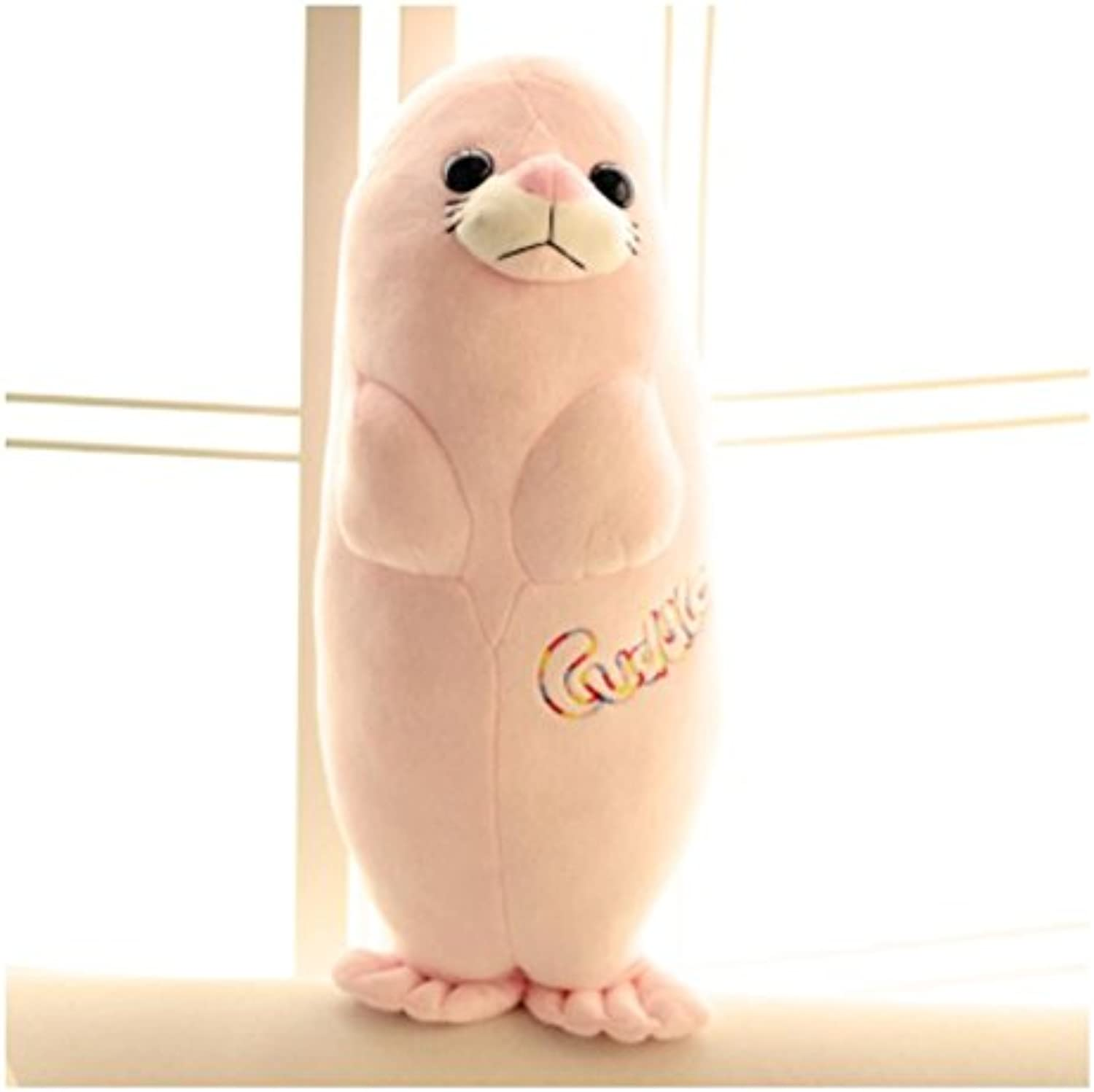 Large seals seals sea lions plush toy doll birthday gift pillow , s [40cm]