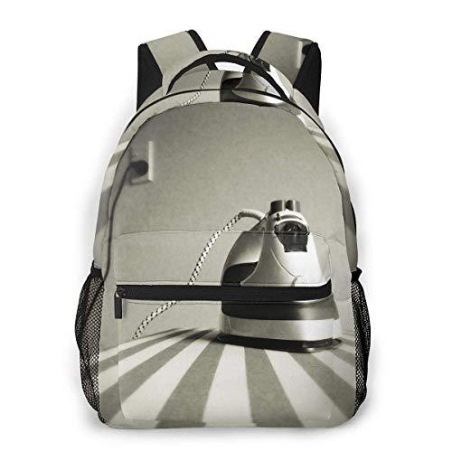 Multifunctional Casual Bapa,Fashion Trend Knapsa,Cute Bapa11.5' X 16' X 8'-Iron-Les-Cunliffe