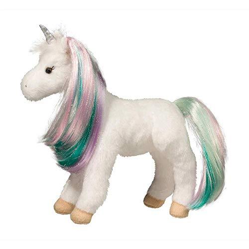 Cudddle Toys 745 Jules Princess Unicorn Princessin eenhoorn kambare haren paard wit knuffeldier pluche speelgoed