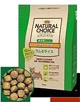 【ニュートロナチュラルチョイス】ラム&ライス 超小型犬~小型犬用 成犬用 6kg 3個セット