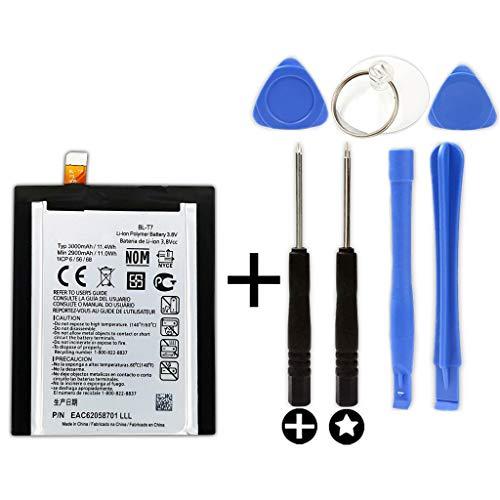 Bateria BL-T7 para LG Optimus G2 D802/D801/D800 + Herramientas | EAC62058701