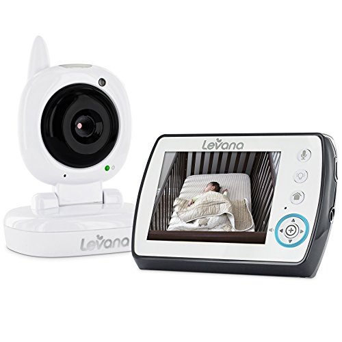 Levana Ayden 3.5inch Digital Video Baby Monitor with Night Vision...