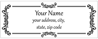Address Labels Personalized