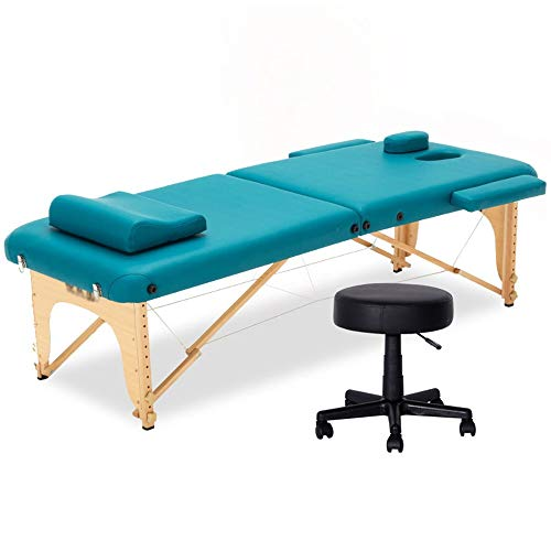 Great Features Of ZYF Spa Beds Tables Massage Bed, Folding Massage Home Portable Acupuncture Beauty ...