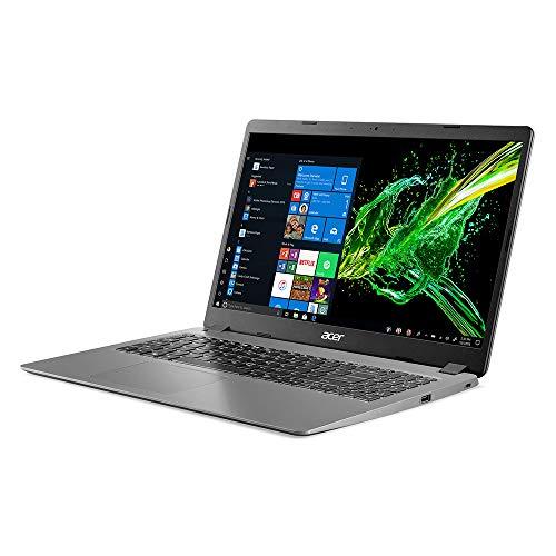 Product Image 8: 2020 Acer Aspire 3 15.6″ FHD Laptop Computer, 10th Gen Intel Quad-Core i5-1035G1, 12GB DDR4 RAM, 256GB PCIe SSD, Intel UHD Graphics, Built-in Webcam, HDMI, Windows 10, Black, 32GB SnowBell USB Card