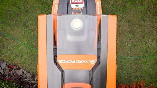 Yard Force AR SH01 Mähroboter-Garage SH01-für AMIRO - 5