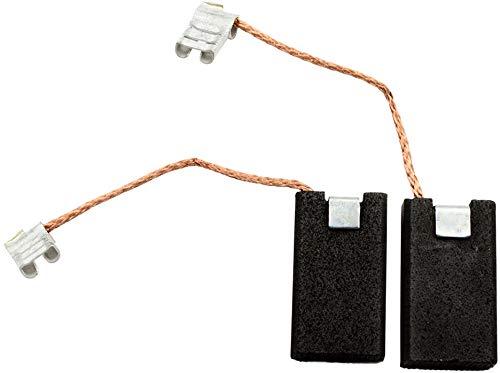 Kohlebürsten für BOSCH GBH 5-40 DCE Hammer -- 6,3x12,5x22mm -- 2.4x4.7x8.7\'\' -- Mit automatische Abschaltung