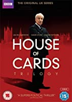 House Of Cards Trilogy - Double-Sided DVD