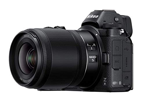 Learn More About Nikon Z6 FX-Format Mirrorless Camera Body w/NIKKOR Z 24-70mm f/4 S and NIKKOR Z 35m...
