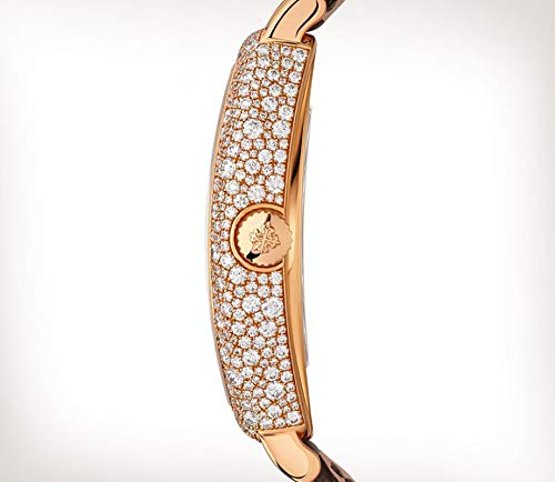Patek Philippe Gondolo Rose Gold 7099R-001 with Gold dial Set with 367 Diamonds