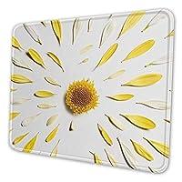 花びら マウスパッド 18 X 22cm 滑り止め 防水 おしゃれ 洗える ビジネス用 家庭用 ゲーム用