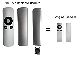 professional Newly replaced MC377LL / MD199LL remote control / with battery A1469 MAC box dock
