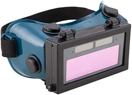 Holulo Auto Darkening Welding Goggles with Clear Inner Lenses Welding Helmet Solar Welder Eyes product image