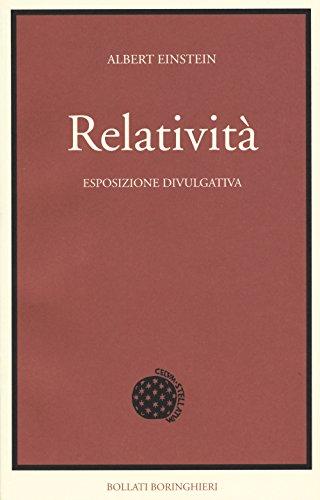 Relatività. Esposizione divulgativa