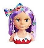 Nancy - Un Día de Secretos de Belleza Violeta, Busto de Peluquería y...