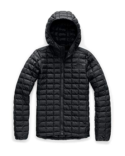 The North Face Women s Thermoball Eco Hoodie, TNF Black Matte, M
