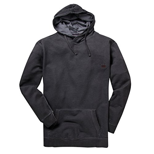 Kitaro XXL Sweat-shirt avec capuche olive, 2xl-8xl:4xl