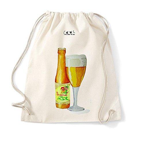 Bier Zot de Brugge gymtas