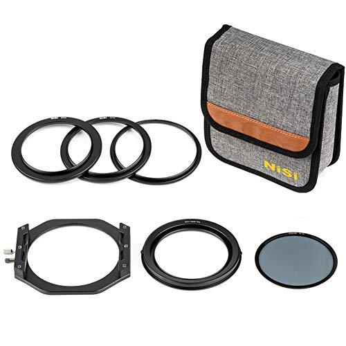 NiSi V6 Filterhalter Kit 100mm mit Polfilter (Pro CPL)