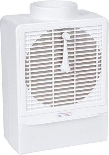 KCHEX Indoor Lint Trap Filter for electric dryers that cannot vent outside of the home