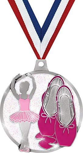 Crown Awards Ballet Dance Medal 2