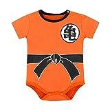 TWIFER (0-24 Mois Vêtement Bébé Super Héro DBZ Nouveau-né bébé Fille garçon...
