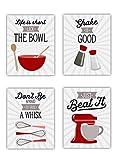 10 Best Red Kitchen Decors